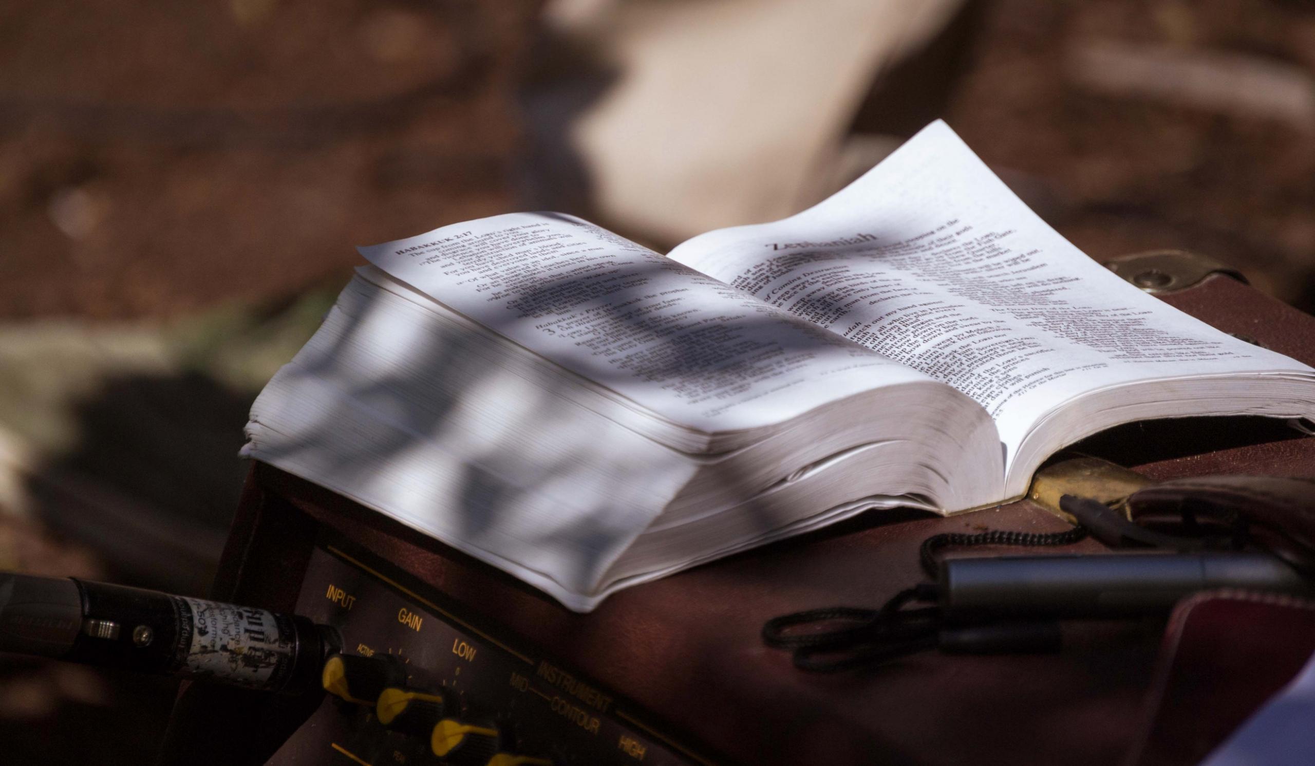 International Church the Garden - Bible